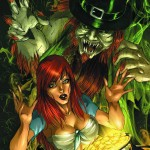 Grimm Fairy Tales St Patrick's Day Special 2013 Cover A by Giuseppe Cafaro