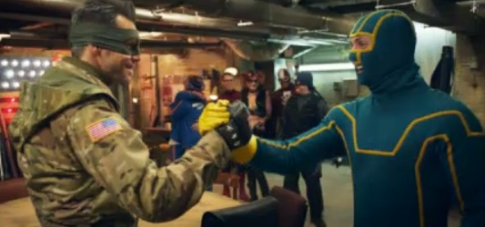 Kick-Ass 2 Header