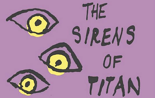 Kurt Vonnegut The Sirens of Titan