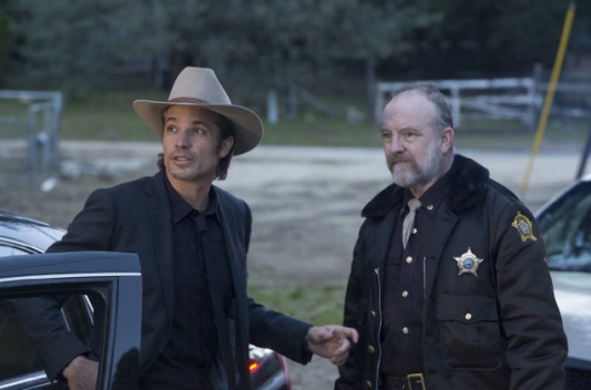 Justified Season 4 Catch Up Review