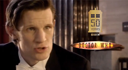 Inspiring Fan-Made Trailer for the 50th Anniversary Special of Doctor Who