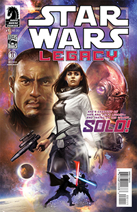 Star Wars: Legacy, Vol. 2 #1