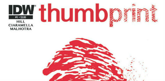 Thumbprint Banner