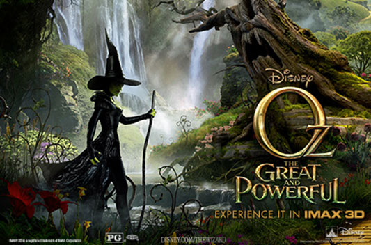 Oz The Great and Powerful IMAX 3D