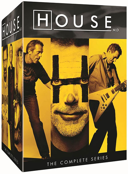 House: The Complete Series DVD Box Set