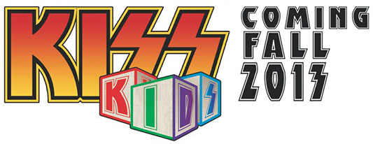 IDW KISS Kids comic book series teaser banner