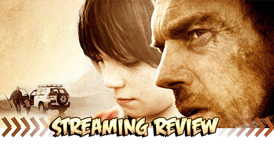 Streaming review banner: Last Ride