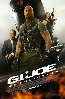 GI Joe: Retaliation Poster