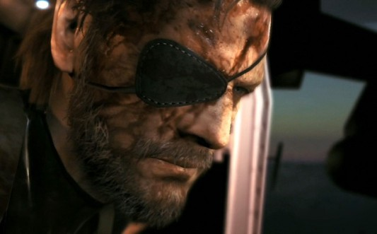Metal Gear Solid V: The Phantom Pain Image