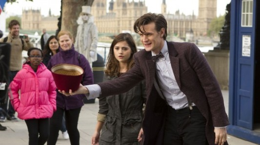 Doctor Who - The Bells of Saint John Review