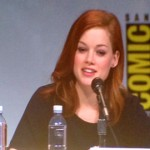 WonderCon 2013: Evil Dead panel: Jane Levy 02