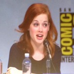WonderCon 2013: Evil Dead panel: Jane Levy 03