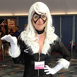 Black Cat cosplay
