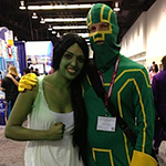 Kick-Ass cosplay