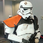 Star Wars Stormtrooper cosplay