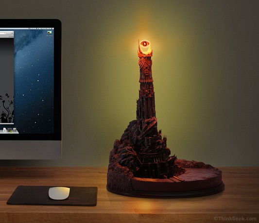 Eye of Sauron Desk Lamp