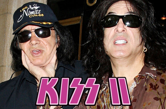 Gene Simmons and Paul Stanley To Leave KISS - Band To Continue As KISS II