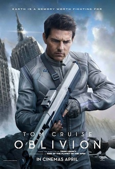 Oblivion Film Poster