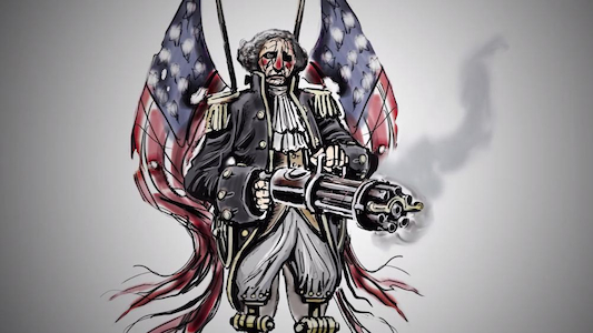 The Art of BioShock Infinite: Motorized Patriot