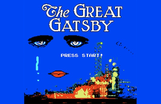 The Great Gatsby: NES Game