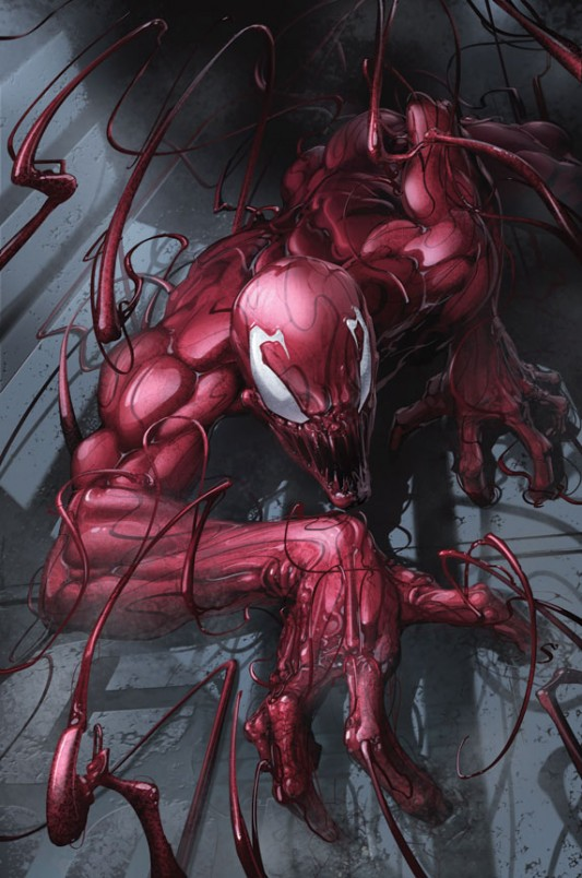 Superior Carnage 1 Cover