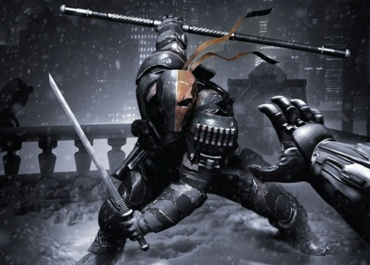 Batman: Arkham Origins Deathstroke Image
