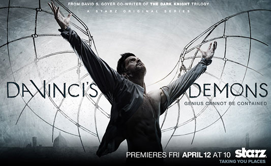 Da Vinci&#039;s Demons