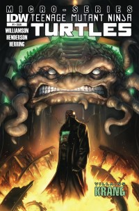 Teenage Mutant Ninja Turtles: Micro Series — Krang #1