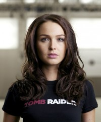 Tomb Raider (2013): Camilla Luddington