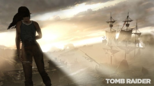 Tomb Raider (2013): Ship