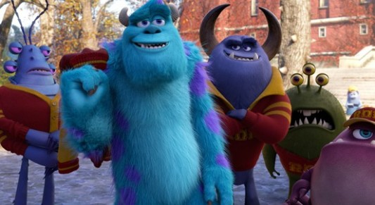 Hunt Announced For Pixar Monsters University Geeks Doom