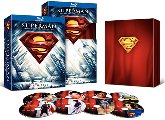 Superman: The Motion Picture Anthology Box Set