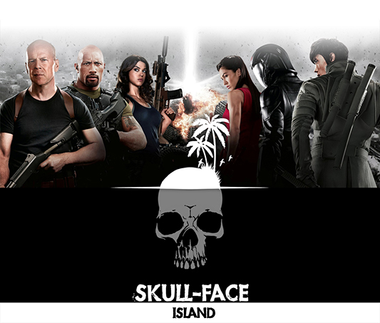 Skull-Face Island: Episode 40: G.I. Joe: Retaliation / Trance