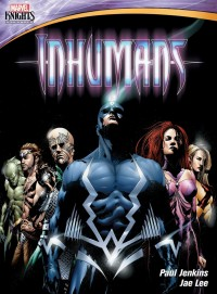 Marvel Knights: Inhumans DVD cover