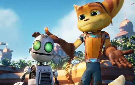 Ratchet &amp; Clank Image