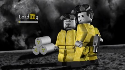 LEGO Breaking Bad Image