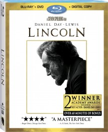 Lincoln 4-Disc Blu-ray Image