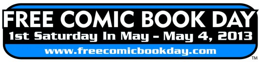 Free Comic Book Day 2013 banner