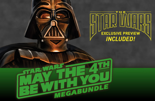 May The 4th Be With You: Dark Horse Releases Digital MegaBundles For Star Wars Day!