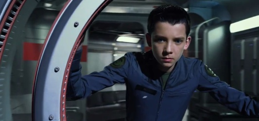 Ender&#039;s Game Trailer Header