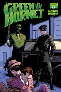 The Green Hornet #2