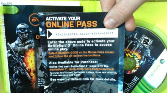EA Online Pass