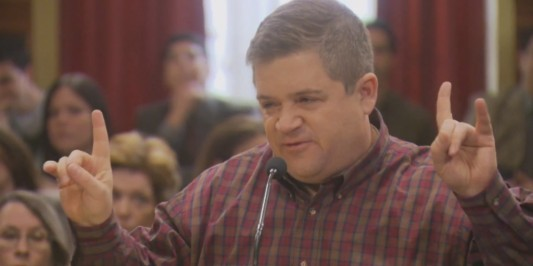 Patton Oswalt Star Wars Filibuster
