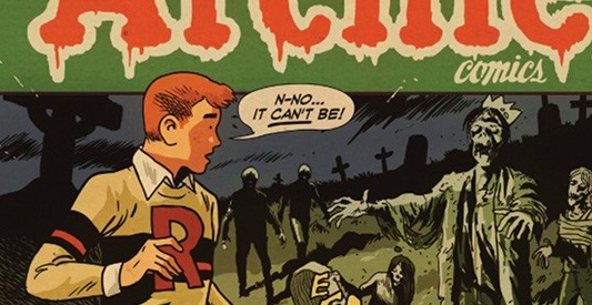 Afterlife with Archie Header