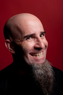 Scott Ian (Photo: Steve Appleford)