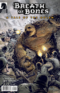 Breath of Bones: A Tale of the Golem #1