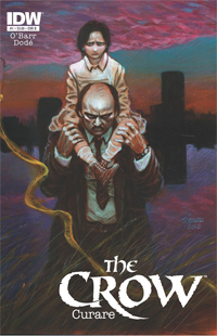 The Crow: Curare #