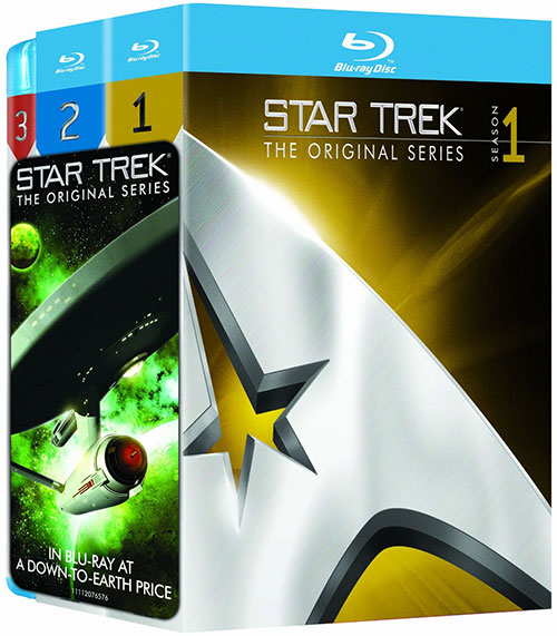Star Trek: The Original Series Blu-ray Box Set