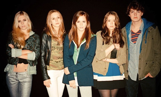 The Bling Ring Group Shot