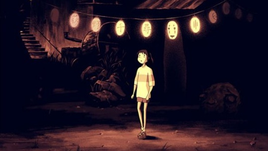 Spirited Away Header